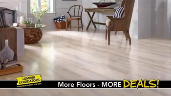 Lumber Liquidators TV Spot, 'New Year's Deals' - Thumbnail 6