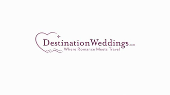 DestinationWeddings.com TV Spot, 'Day in Paradise' - Thumbnail 8
