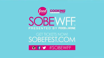 2016 South Beach Wine & Food Festival TV Spot, 'Miami Is the Place to Be' - Thumbnail 7