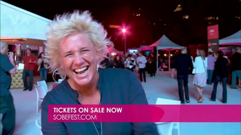 2016 South Beach Wine & Food Festival TV Spot, 'Miami Is the Place to Be' - Thumbnail 2