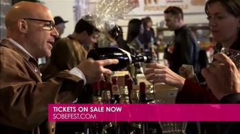 2016 South Beach Wine & Food Festival TV Spot, 'Miami Is the Place to Be'