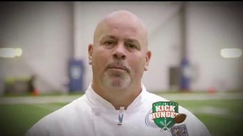 Food Lifeline TV Spot, 'Kick Hunger Challenge' - Thumbnail 2