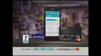 NetSpend Card TV Spot, 'Life's Moments' - 271 commercial airings