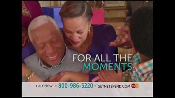 NetSpend Card TV Spot, 'Life's Moments' - Thumbnail 10
