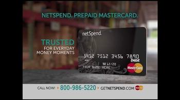 NetSpend Card TV Spot, 'Life's Moments' - Thumbnail 2