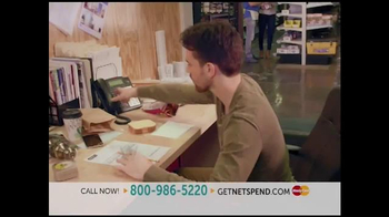 NetSpend Card TV Spot, 'Life's Moments' - Thumbnail 5