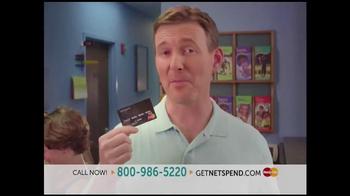 NetSpend Card TV Spot, 'Life's Moments' - Thumbnail 9