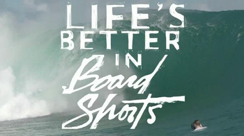 Billabong TV Spot, \'Life\'s Better in Boardshorts\' Featuring Creed McTaggart