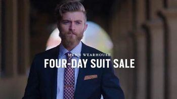 Men's Wearhouse Four-Day Suit Sale TV Spot, 'New Look'