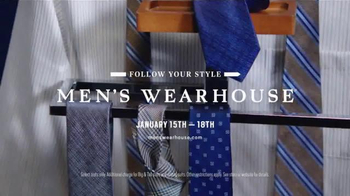 Men's Wearhouse Four-Day Suit Sale TV Spot, 'New Look' - Thumbnail 6