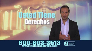 The Tax Resolvers TV Spot, 'Impuestos atrasados' [Spanish] - Thumbnail 3