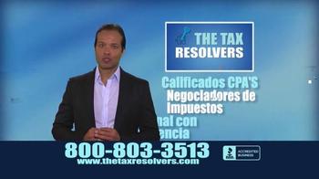 The Tax Resolvers TV Spot, 'Impuestos atrasados' [Spanish] - Thumbnail 4