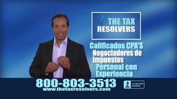 The Tax Resolvers TV Spot, 'Impuestos atrasados' [Spanish] - Thumbnail 5