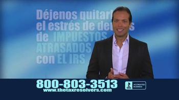 The Tax Resolvers TV Spot, 'Impuestos atrasados' [Spanish] - Thumbnail 7
