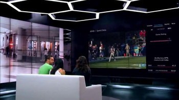 XFINITY X1 Triple Play TV Spot, 'Three Games of Football' - Thumbnail 7