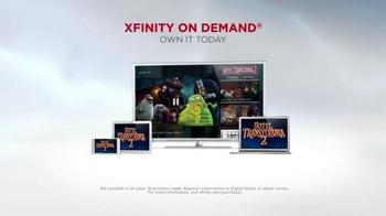 XFINITY On Demand TV Spot, 'Hotel Transylvania 2' - Thumbnail 9