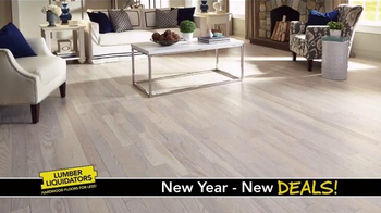 Lumber Liquidators TV Spot, 'New Years Makeover' - Thumbnail 3