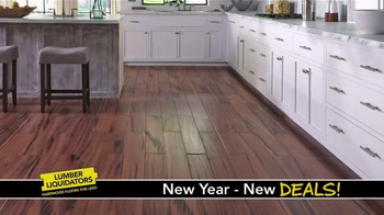 Lumber Liquidators TV Spot, 'New Years Makeover' - Thumbnail 4