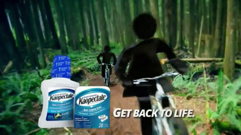 Kaopectate TV Spot, 'Get Back to Life' - Thumbnail 10