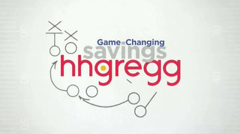 h.h. gregg TV Spot, 'Game-Changing Savings: Refrigerators and Washers'