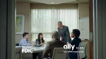 Ally Bank TV Spot, 'Facts of Life: Working from Home' - Thumbnail 6
