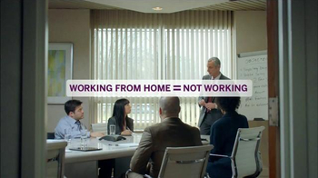 Ally Bank TV Spot, 'Facts of Life: Working from Home' - Thumbnail 2