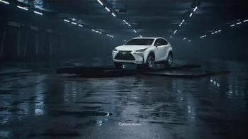 2016 NX 200t AWD Lexus TV Spot, 'Go Beyond Innovation'