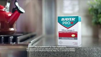 Bayer Pro Ultra Omega-3 TV Spot, 'Tea Kettle' - Thumbnail 4