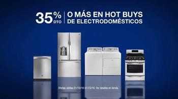 Sears Evento de Invierno TV Spot, 'Electrodomésticos' [Spanish] - Thumbnail 8