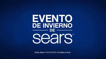 Sears Evento de Invierno TV Spot, 'Electrodomésticos' [Spanish] - Thumbnail 7