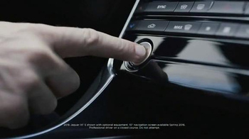 2016 Jaguar XF TV Spot, 'Cliche Proof' - Thumbnail 4