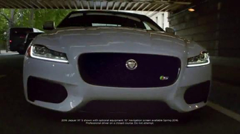 2016 Jaguar XF TV Spot, 'Cliche Proof' - Thumbnail 5