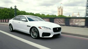 2016 Jaguar XF TV Spot, 'Cliche Proof' - Thumbnail 6