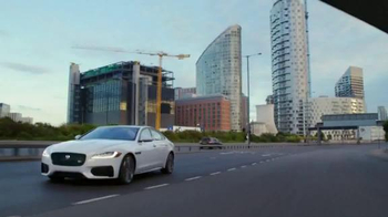2016 Jaguar XF TV Spot, 'Cliche Proof' - Thumbnail 7