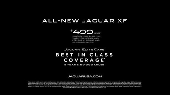 2016 Jaguar XF TV Spot, 'Cliche Proof' - Thumbnail 8