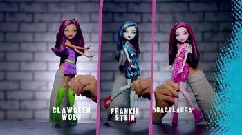 Monster High TV Spot, 'How Do You Boo?'