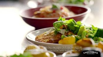 Carrabba's Italian Grill TV Spot, '1 Million Free Dishes' - Thumbnail 6