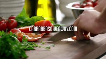 Carrabba's Italian Grill TV Spot, '1 Million Free Dishes' - Thumbnail 8