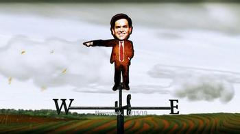 Right to Rise USA TV Spot, 'Weather Vane' - Thumbnail 2