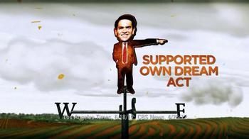 Right to Rise USA TV Spot, 'Weather Vane' - Thumbnail 6