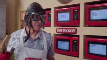 Hot Pockets TV Spot, 'Hot Pockets House: Skydiving Chamber' - Thumbnail 6