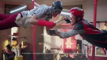 Hot Pockets TV Spot, 'Hot Pockets House: Skydiving Chamber' - Thumbnail 7