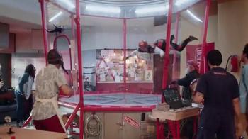 Hot Pockets TV Spot, 'Hot Pockets House: Skydiving Chamber' - Thumbnail 8