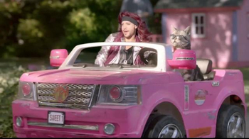 Diet Dr Pepper TV Spot, 'Lil' Sweet: Playhouse' Featuring Justin Guarini