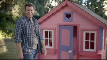 Diet Dr Pepper TV Spot, 'Lil' Sweet: Playhouse' Featuring Justin Guarini - Thumbnail 2