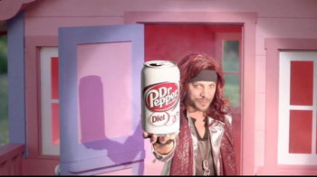 Diet Dr Pepper TV Spot, 'Lil' Sweet: Playhouse' Featuring Justin Guarini - Thumbnail 4