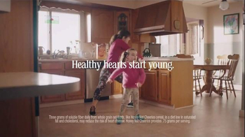 Honey Nut Cheerios TV Spot, 'Be Heart Healthy' - Thumbnail 4