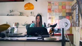 Chase QuickPay TV Spot, 'Kung Fu Panda 3: Jen Yuh Nelson'