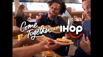 IHOP All You Can Eat Pancakes TV Spot, 'It's Back!' - Thumbnail 10