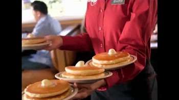 IHOP All You Can Eat Pancakes TV Spot, 'It's Back!' - Thumbnail 2